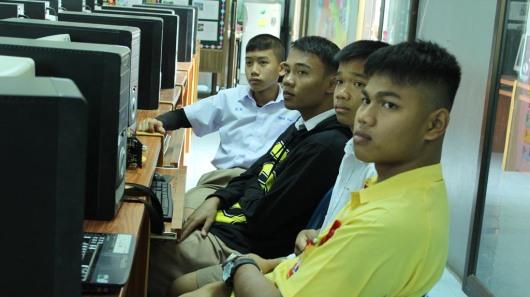 นักเรียนกลุ่มสนใจ